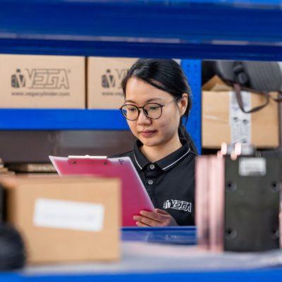 Vega Cylinders cresce in Cina